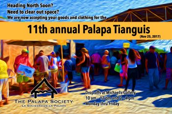 11th Annual Palapa Society Tianguis