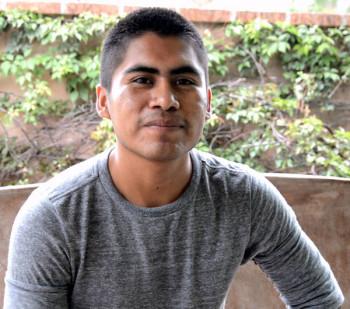 Beca program student
