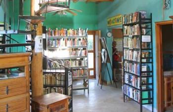 Library Todos Santos, BCS Mexico