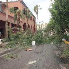 Hurricane Odile damage Todos Santos