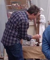 """""""Paint a Saint"""" Auction"""