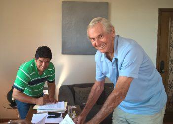 PLC Director Juan Diego Gonzalez Castro