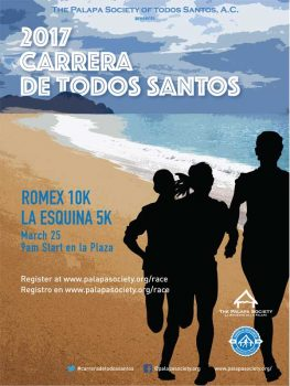 Carrera 5k/10k race Palapa Society