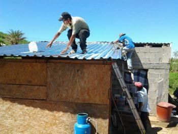 Rebuilding after Hurricane Odile