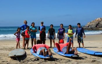 Palapa Summer Water Safety Program