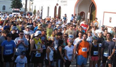 Carrera 5K Racers Todos Santos
