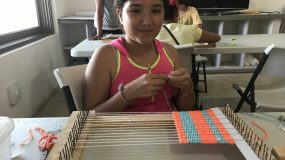 Palapa Society Children's After School Art Program