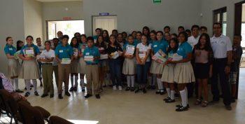 1st day Classes Escuela de la Palapa
