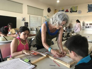 Palapa Society Children's After-School Art Program