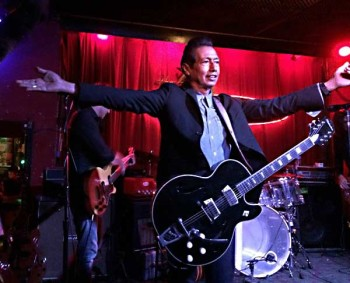 Alejandro Escovedo at SXSW