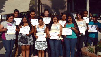 Beca Graduation Ceremony 2016 Todos Santos