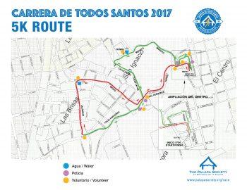 Carrera de Todos Santos