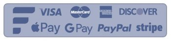 Fundraise Up Payment Logos