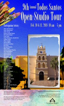 Todos Santos Open Studio Tour