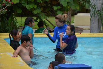Summer Water Safety Program