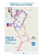 Carrera 5/10k course thumb