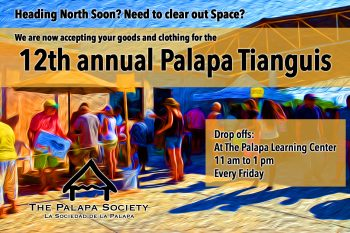 12th Annual Palapa Society Tianguis